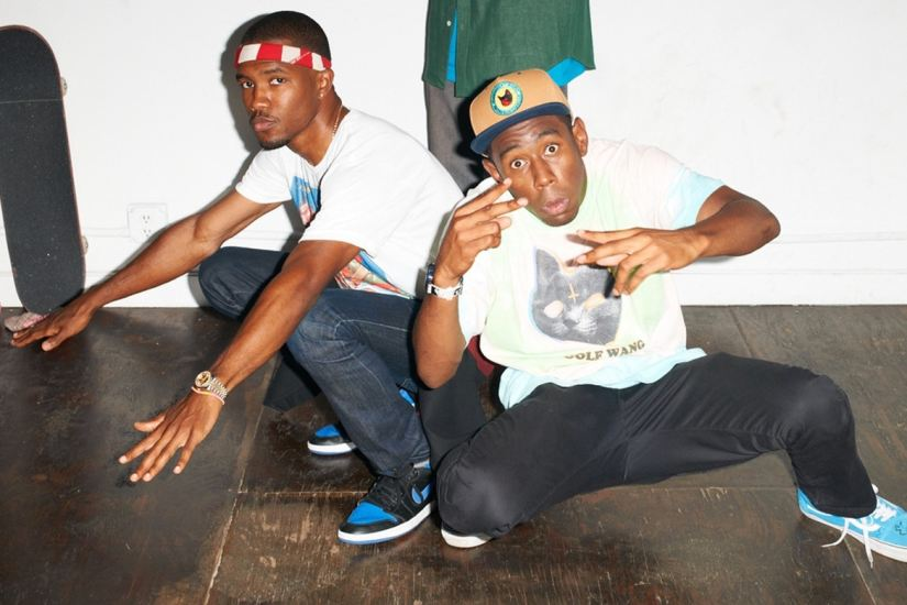 Tyler, The Creator Discusses All Things Frank Ocean in NewInterview