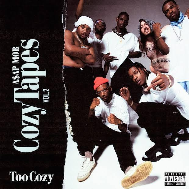 A$AP Mob Announces 'Cozy Tapes Vol. 2: Too Cozy' Release Date andMore