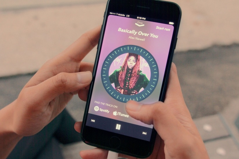 This Fitness App Plays Music That Changes Pace When YouDo!