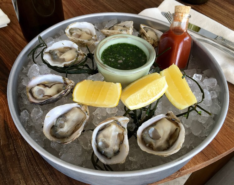 National Oyster Day Specials in Miami