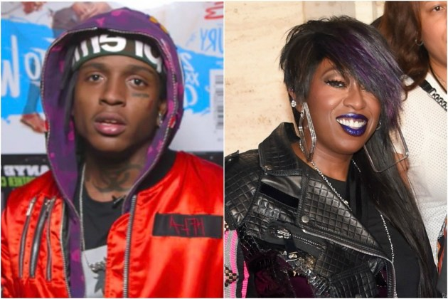 Ski Mask The Slump God Gets Missy Elliott Cosign