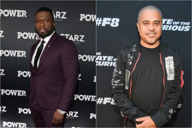 50 Cent Plans on Removing Irv Gotti's 'Tales' Show From BET