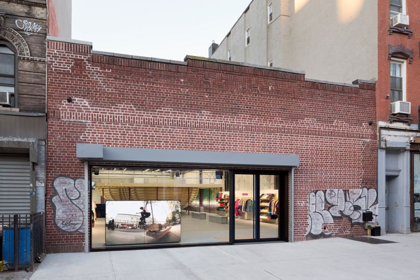 Check out Supreme's New BrooklynStore