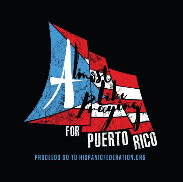 """NEW MUSIC: LIN-MANUEL MIRANDA FT. ARTISTS FOR PUERTO RICO """"ALMOST LIKEPRAYING"""""""