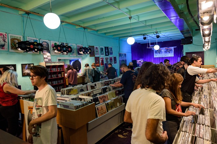 South Florida's Six Best RecordStores