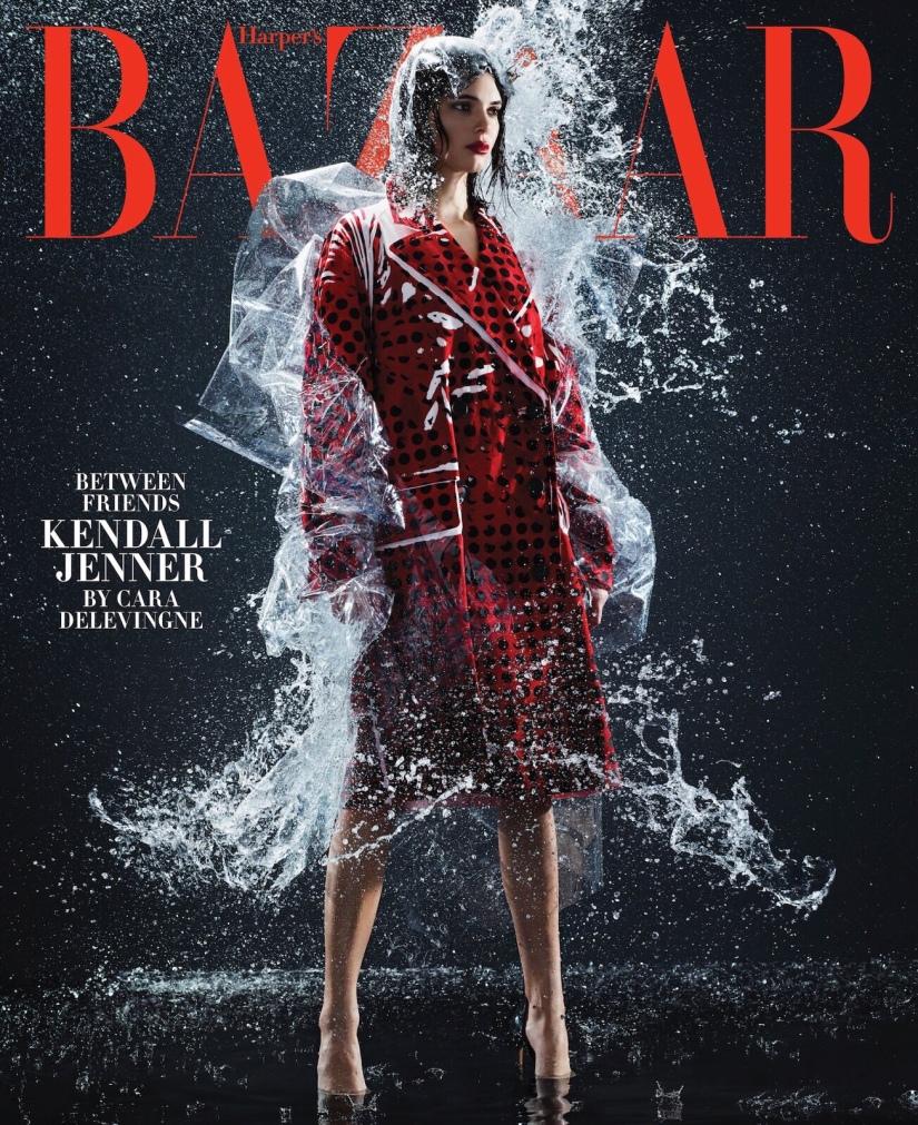 2018! Harper's Bazaar & SølveSundsbø